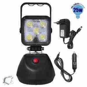 Προβολείς Εργασίας LED 12 & 24 Volt