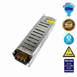 Τροφοδοτικά LED 12 Volt Slim Series
