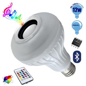 LED Σποτ με Βάση E27 RGB