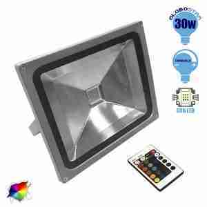Προβολείς LED 230 Volt RGB
